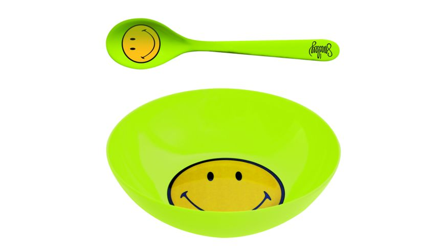 zak Fruehstuecksset Smiley