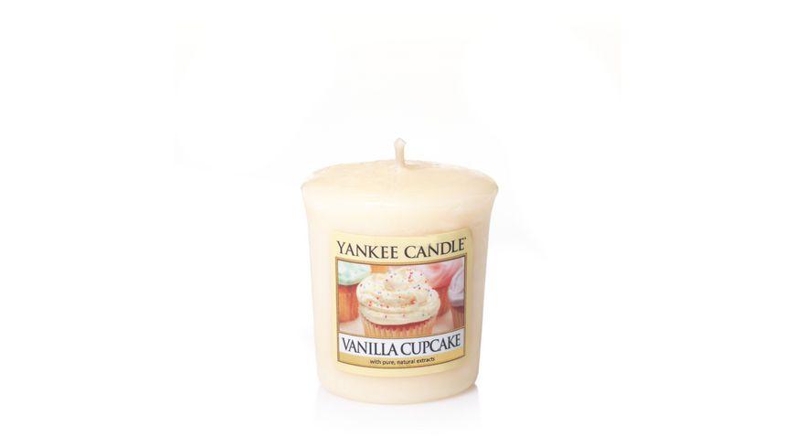 YANKEE CANDLE Duftkerze Vanilla Cupcake