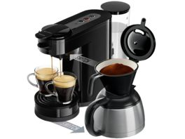 PHILIPS Senseo Kaffee Padmaschine Switch HD7892 60