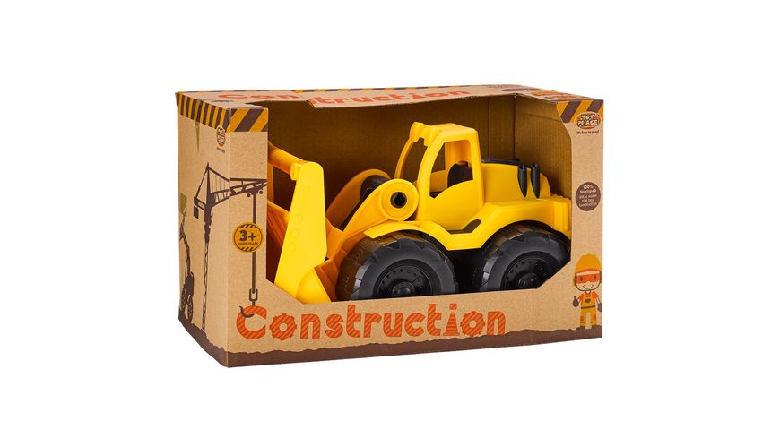 Müller - Toy Place - CONSTRUCTION CARS, SORTIERT (3-FACH)