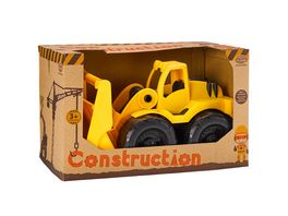 Mueller Toy Place CONSTRUCTION CARS SORTIERT 3 FACH