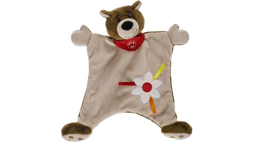 Müller - Toy Place - Schmusetuch Bär