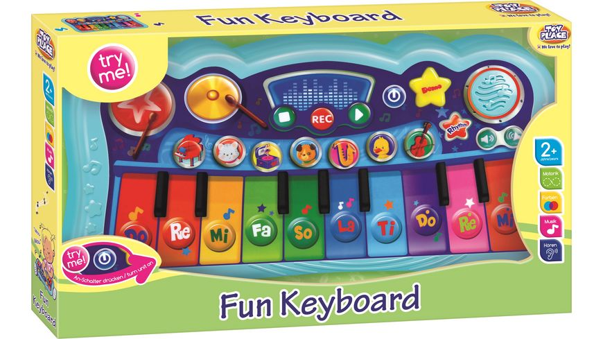 Mueller Toy Place Fun Keyboard