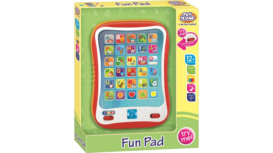 Mueller Toy Place Fun Pad