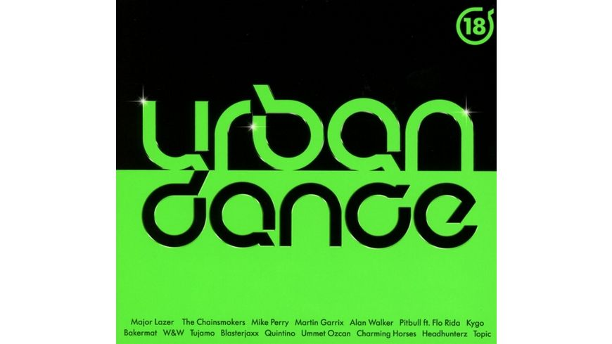 Urban Dance Vol 18