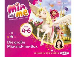 Die grosse Mia and me Box Teile 4 6
