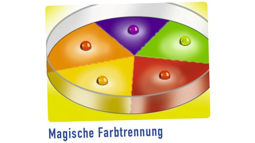 Ravensburger Beschaeftigung Experimente Chemie Labor