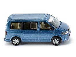 Wiking 027340 VW T5 GP California acapulcoblau met