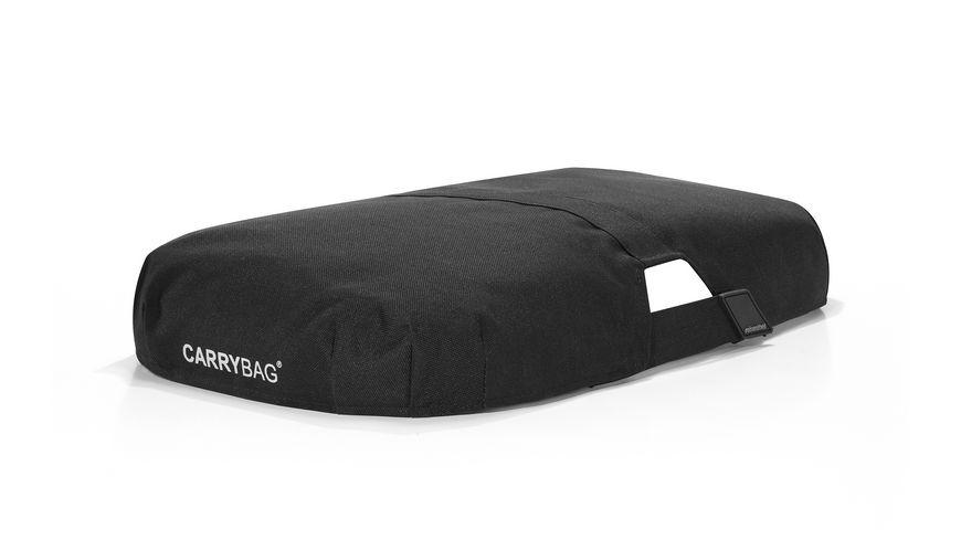 reisenthel carrybag cover black