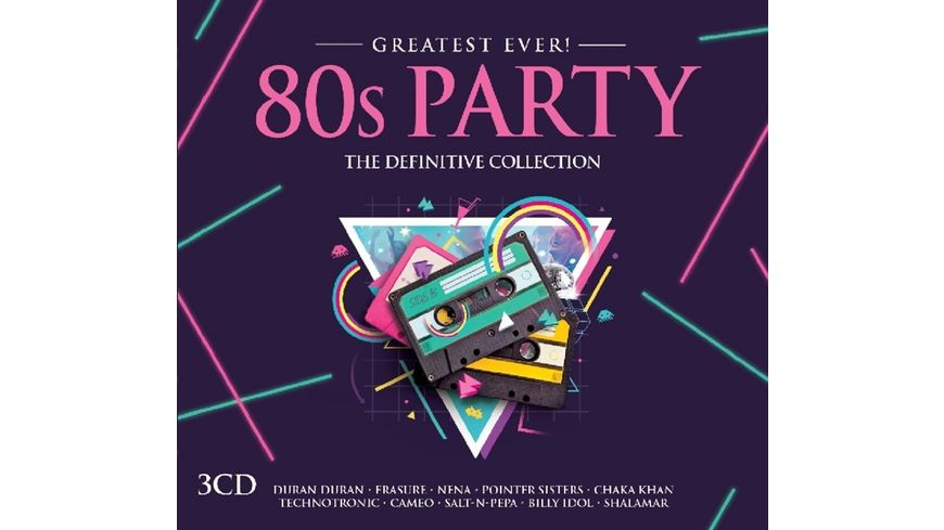 80s Party Greatest Ever