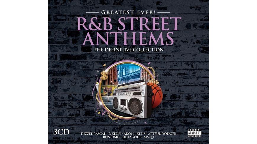 R B Street Anthems Greatest Ever