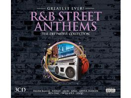 R B Street Anthems Greatest Ever