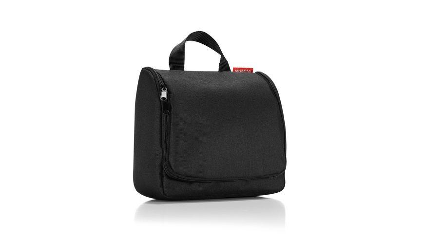 reisenthel toiletbag black