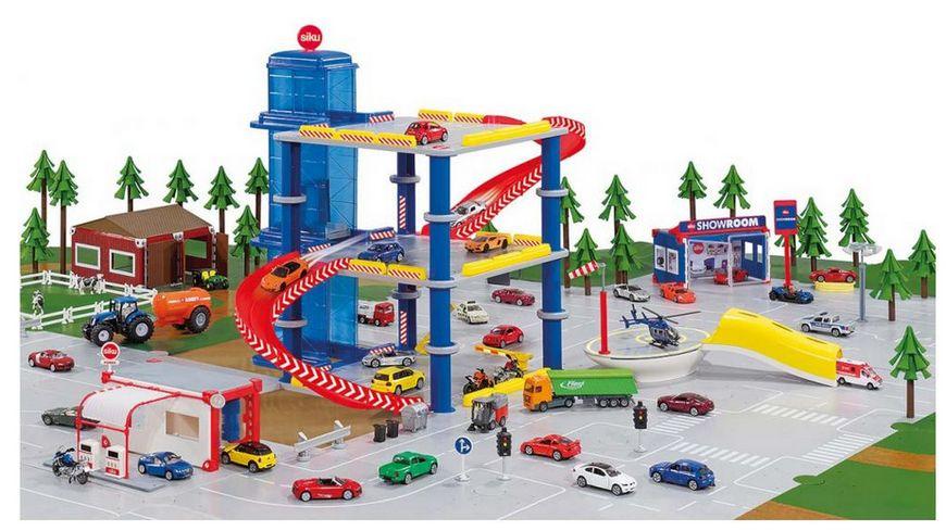 SIKU 5505 World Parkhaus