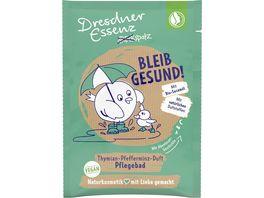 Dresdner Essenz Dreckspatz Pulverbad Bleib Gesund