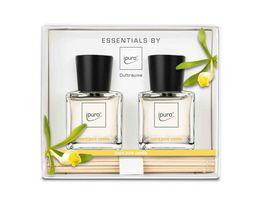 ipuro Raumduft Essential Pure Vanilla Geschenkset
