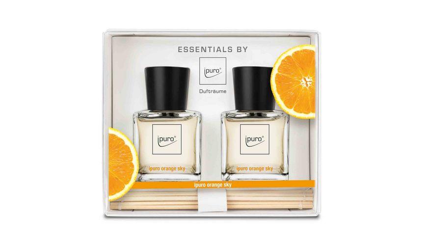 ipuro Raumduft Essential Orange Sky Geschenkset