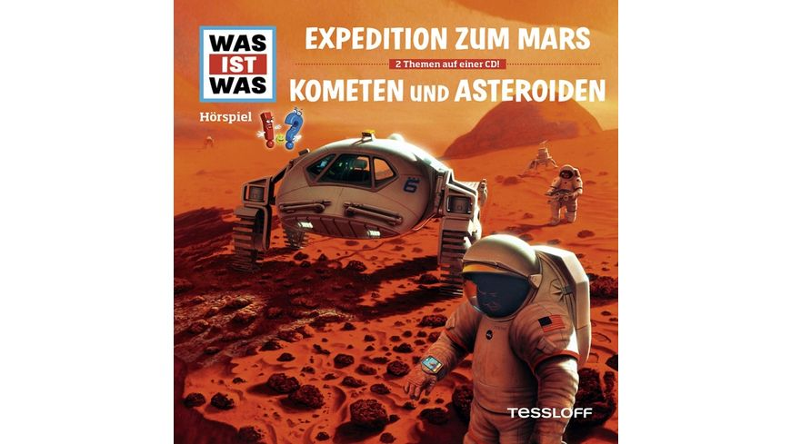 Folge 58 Expedition Z Mars Kometen Asteroiden