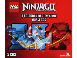 LEGO Ninjago Hoerspielbox 1