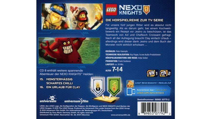 Lego Nexo Knights Hoerspiel Folge 8