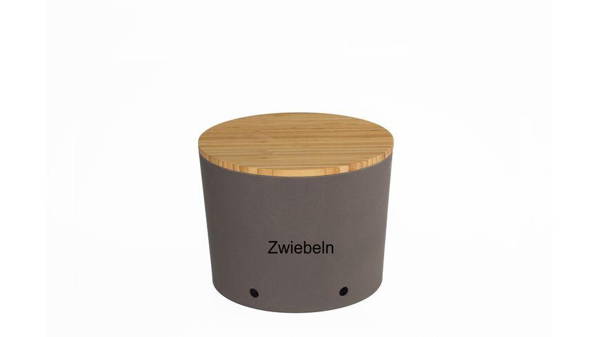 magu Zwiebeltopf Natur Design Schiefer