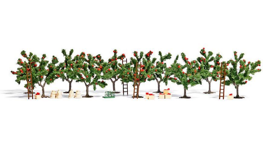 BUSCH 6620 H0 - Apfelplantage H0