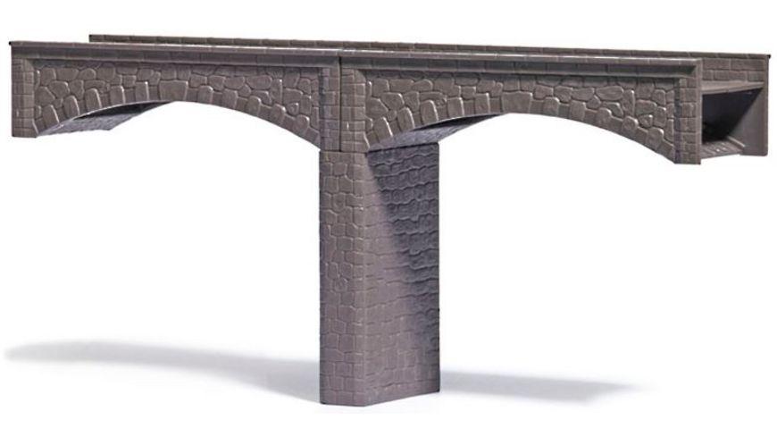 BUSCH 7019 H0 - Steinbrücke