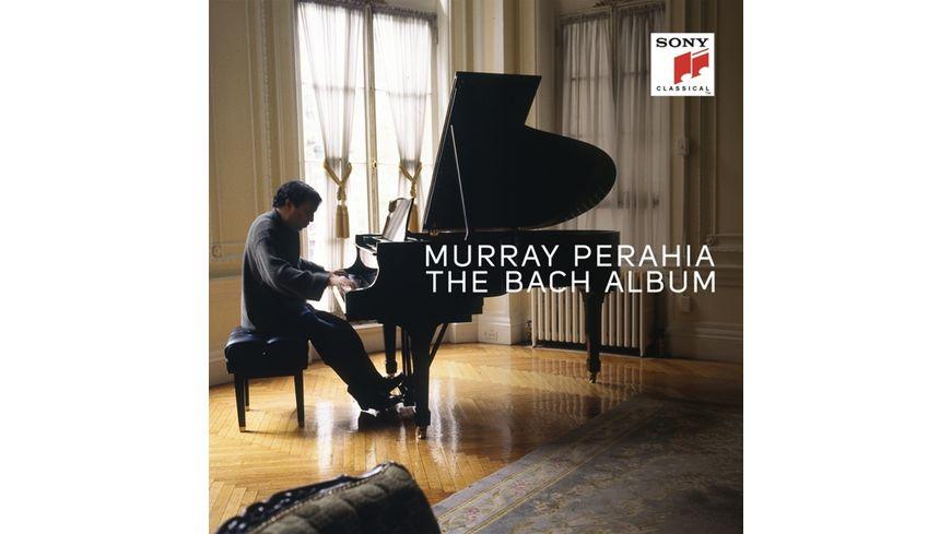 Murray Perahia The Bach Album