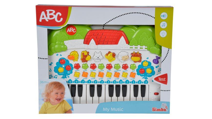 Simba ABC ABC Tier Keyboard