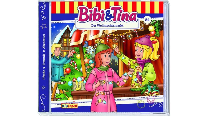 Folge 84 Der Weihnachtsmarkt