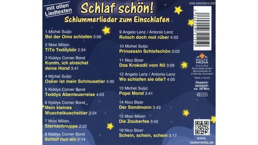 Schlaf Schoen Vol 2