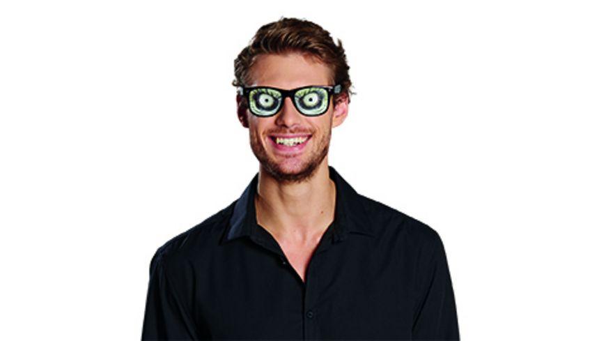 Mottoland Brille Echsenaugen