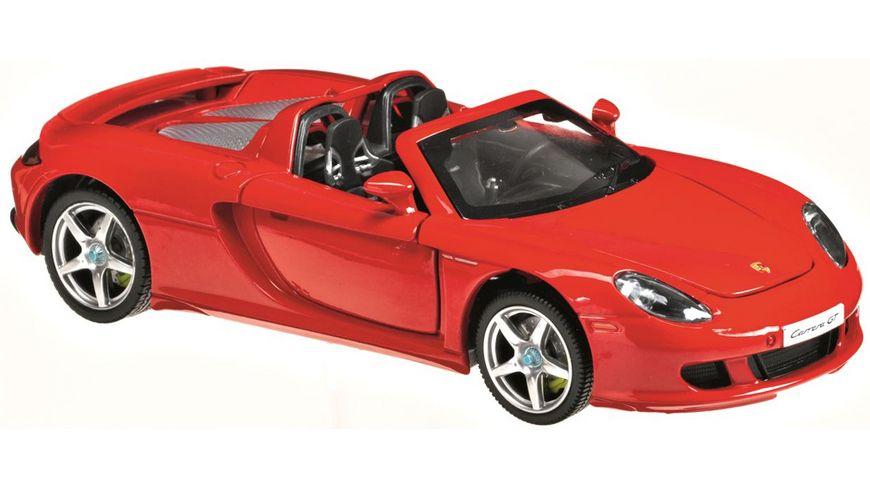 Mueller Toy Place 1 24 Modellauto Porsche Carrera GT
