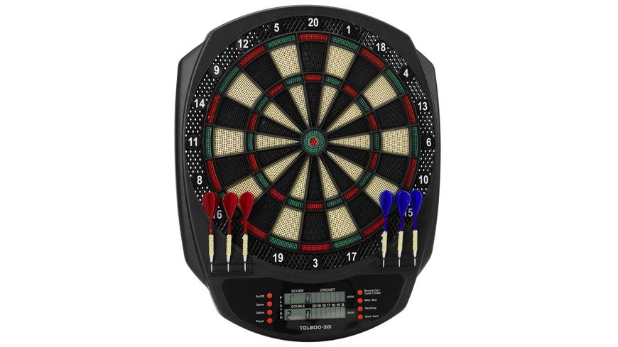 Mueller Toy Place Elektronisches Dartboard Toledo 301
