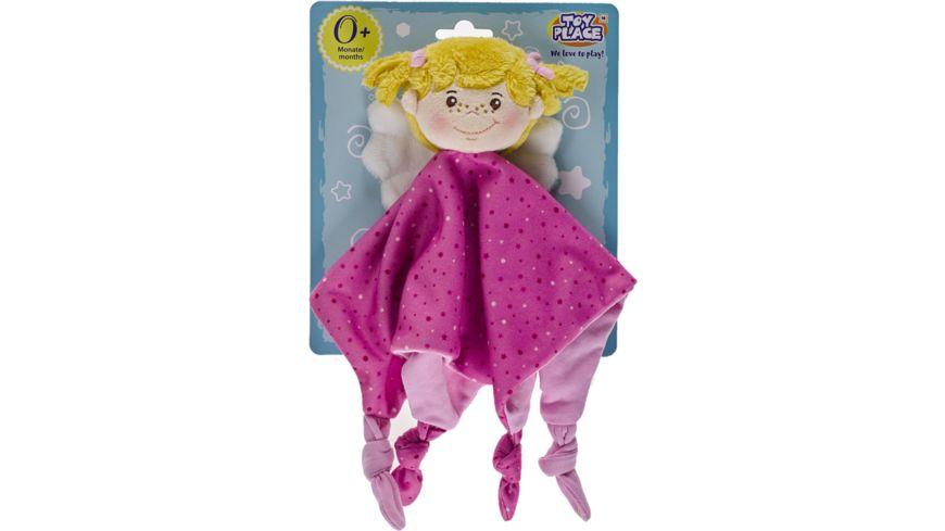 Mueller Toy Place Schmusetuch Girl