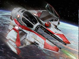 Revell 03607 Star Wars Obi Wan s Jedi Starfighter