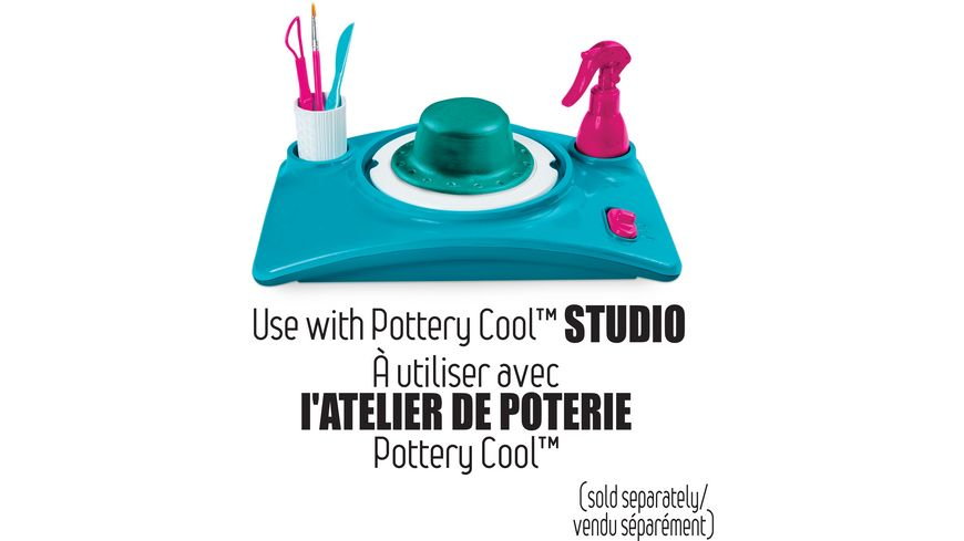 Spin Master Pottery Cool Refill 4 Scheiben