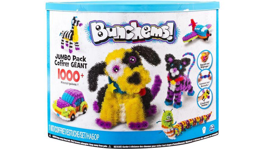 Spin Master Bunchems Jumbo Pack