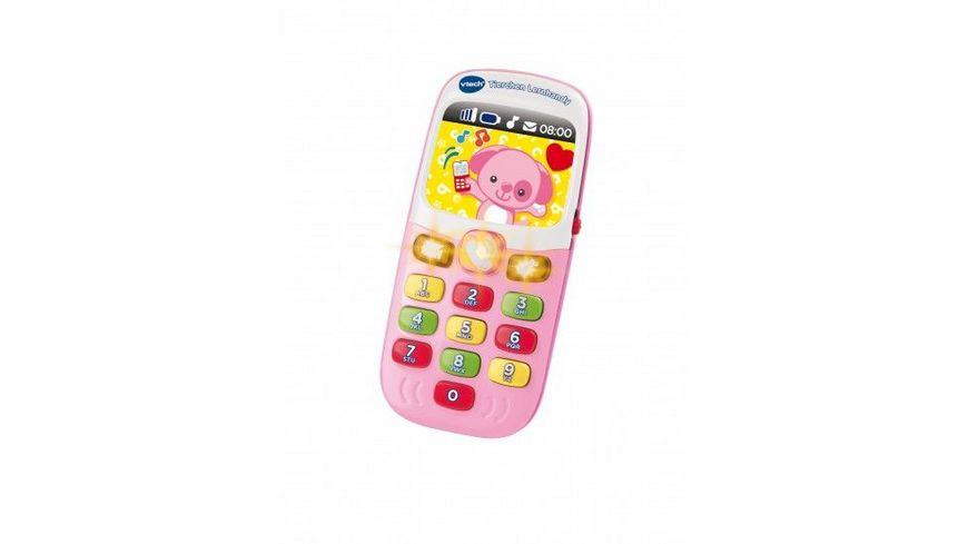 VTech Baby Tierchen Lernhandy pink