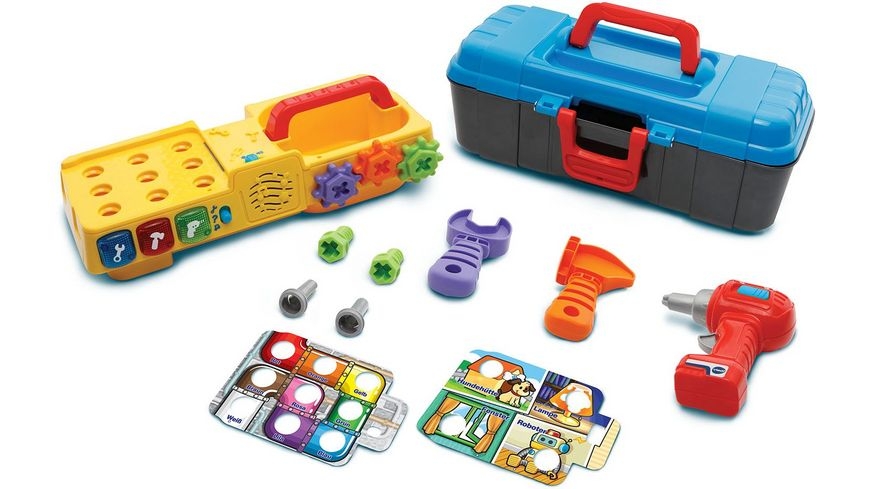 VTech Baby Mein erster Werkzeugkasten