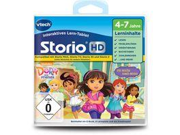 VTech Storio Max TV Lernspiel Dora und Friends