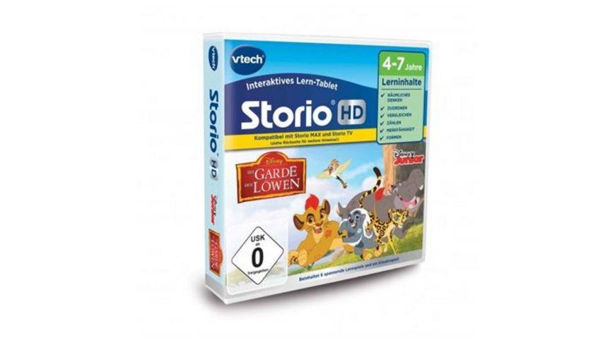VTech Storio MAX und Storio TV Lernspiel Die Garde der Loewen HD