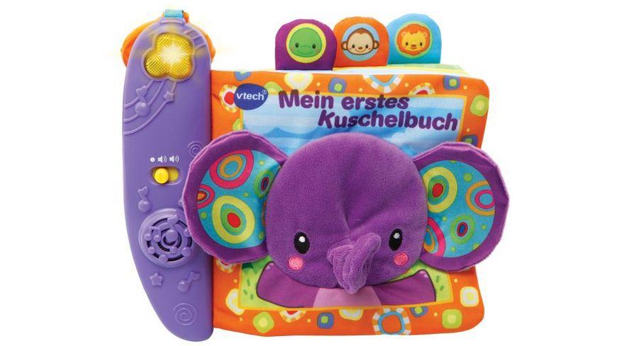 VTech Baby Mein erstes Kuschelbuch