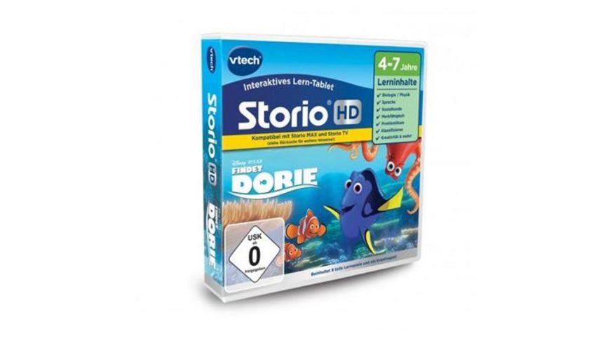 VTech Storio Max TV Lernspiel Findet Dorie