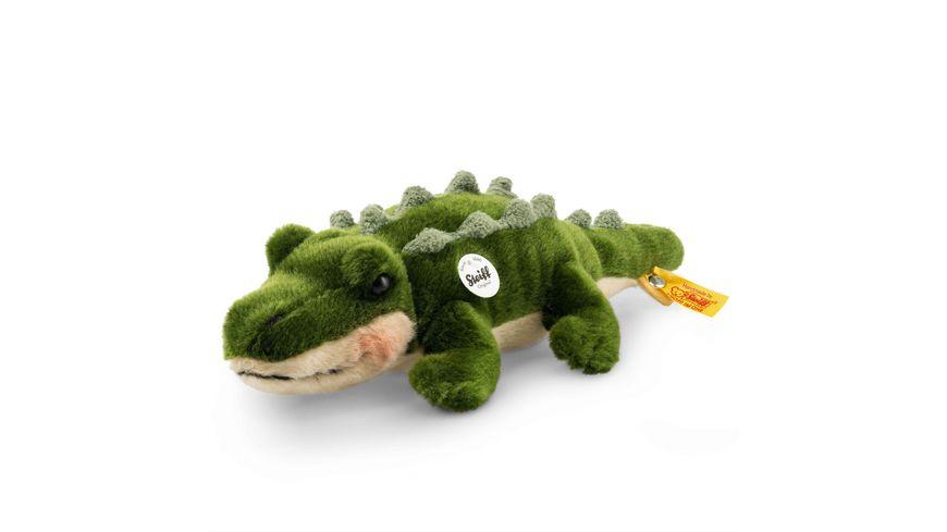 Steiff - Rocko Krokodil, grün, 30cm