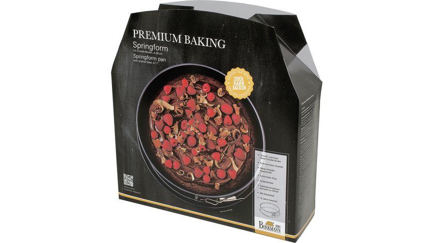 RBV BIRKMANN Springform Premium Baking 28 cm