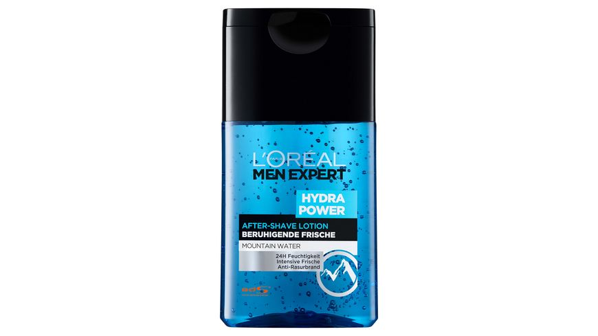 L OREAL PARIS MEN EXPERT Hydra Power After Shave Lotion