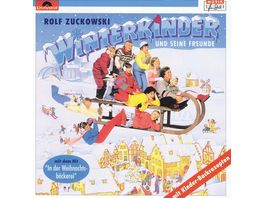 Winterkinder Auf Der Suche Nach Weihnachten
