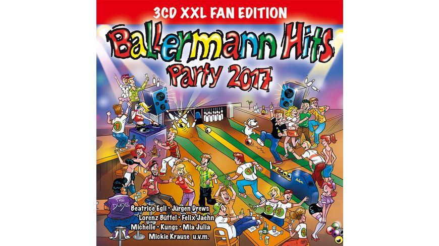 Ballermann Hits Party 2017 XXL Fan Edition