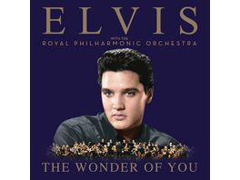 The Wonder of You Elvis Presley with The Royal P